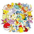 Pokemon Stickers 50 Pack Sticker vinyl