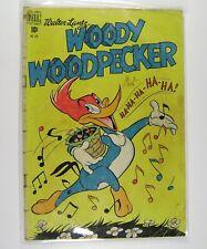 Dell Four-Color Comic WOODY WOODPECKER #202 Walter Lantz 1948