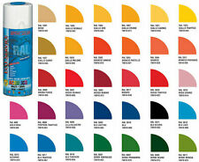 Vernice Spray Bomboletta 400ml Smalto Colore RAL Acrilica Nitro