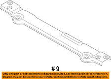 FORD OEM 15-16 Transit-150 Radiator Core Support-Lower Tie Bar Bracket CK4Z8125A