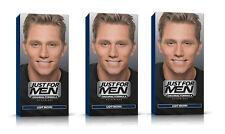 Just For Men Shampoo In Hair Colour Mens Dye LIGHT BROWN Ammonia Free H25