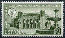 Spain 1967 SG#1855 Valencia Int. Samples Fair MNH #A96518