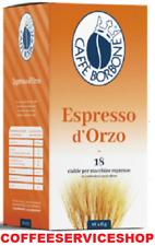 72 CIALDE ESPRESSO D' ORZO CAFFE' BORBONE  IN CARTA FILTRO 44 mm - ORIGINALE -