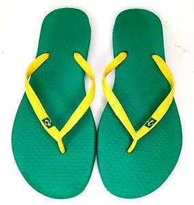 Havaianas Brazil Thongs Flip Flops Sandals Size USM 8, EU 41-42, 26 cm