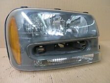 CHEVY CHEVROLET TRAILBLAZER 02-09 2002-2009 HEADLIGHT w/ NOTCH PASSENGER RIGHT