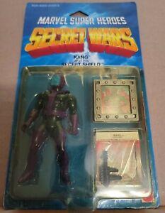 1984 Mattel Marvel Secret Wars KANG figure
