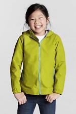 Lands' End ~ Spring Squall Rain Jacket Little Girl's S $70 NIP