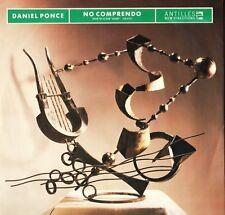 "DANIEL PONCE no comprendo 12 ANN 2 uk antilles 1987 afro-cuban jazz 12"" PS EX/EX"