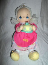 "Precious Moments Enscoe Baby Doll May Birthday 13"" Soft Toy Plush Stuffed Animal"