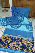 """Microfaser Nicky Soft Bettwäsche royal """"Ornamente"""" 6-tlg. 135 Textiles Vertrauen"""