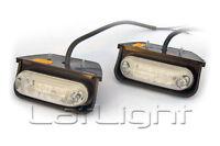2x LED Positionsleuchten Umrissleuchte Begrenzungsleuchte Camper Bus 12 24 Volt