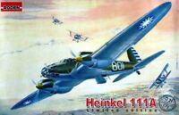 HEINKEL He-111 A (CHINESE AF MARKINGS) #21 1/72 RODEN LIMITED EDITION