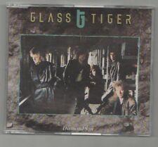 Glass tiger - diamond Sun  cd single