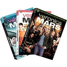 Veronica Mars: Complete Kristen Bell TV Series Seasons 1 2 3 Box/DVD Set(s) NEW!