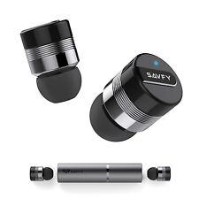 SAVFY MINI Casque Ecouteur Bluetooth TWS Sans fil + Boîtier recharge portable