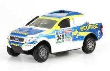 ★ FORD RANGER - RACING RALLY DAKAR  2016 1/43 - Daniel Mas Valdes - MINT IN BOX
