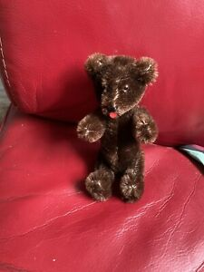 schuco miniature bear Yes/no 5 Inches Tall