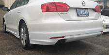 MK6 NEW 11 12 13 14 VOLKSWAGEN JETTA VOTEX STYLE REAR LIP KIT SPOILER 2011+