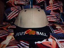 Nissin ~ New FOOTBALL 🏈 Adjustable Buckle Hat Cap Draft Embroidered NWOT Unworn