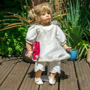 """Gotz Puppenmanufaktur Dolls - 23"""" Lara - Elizabeth Lindner - Boxed!"""