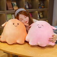 Cartoon Round Octopus Plush Stuffed Toys Soft Animal Doll Pillow Cushion Gift