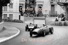Phil Hill Ferrari 246 Monaco Grand Prix 1960 Photograph 1