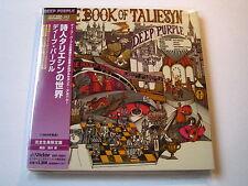 """DEEP PURPLE """"The Book Of Taliesyn""""  Japan mini LP K2 HD HQ CD + bonus Sleeve"""