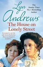 LYN ANDREWS _____ THE HOUSE ON LONELY STREET _____ BRAND NEW ___ FREEPOST UK