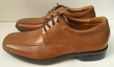 £45 NEW FRONT Older Boys Junior Leather Lace Up School Shoes Sz UK 1.5-5 RRP