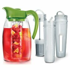 Flavor It 3-in-1 Beverage System with 2.9Qt Tritan Pitcher