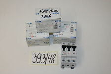 Moeller Leitungsschutzschalter FAZ-B16/3 16A 15kA 3-polig Nr. 393/48
