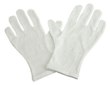 Graham Field - Grafco Cotton Gloves MED/LARGE 12 Pairs Per Pack. #9666. NEW