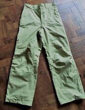 Lowe & Alpine Snow/Ski Pants sz Medium Bright Pale Greenie Excellent condition.