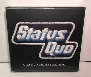 Status Quo- Classic Album Selection 5 CD SET, NEW, SEALED