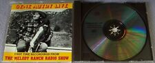 GENE AUTRY LIVE First Time Recordings From The Melody Ranch Radio Show