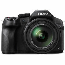 Panasonic Black Digital Cameras