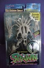 EXO Skeleton Spawn Action Figure Removable Armor Series 4 by McFarlane Toys 1996
