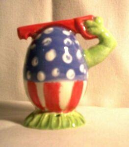 "Sealife F*145 CS275.2 Ceramic Carpenter Dino ""Sawwer"" Egg Pie VENT"