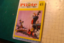 PILOTE le journal d'Asterix et Obelix #43 bound hardcover, in FRENCH.