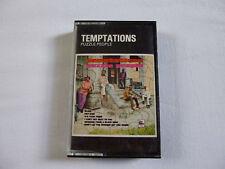THE TEMPTATIONS ~ PUZZLE PEOPLE ~ CSTMS 5050 ~ UK SOUL CASSETTE TAPE ~ FAST SHIP
