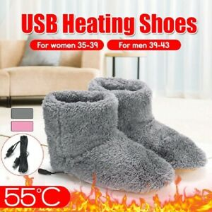 Battery Heated Socks Washable Cotton Skiing Foot Warmer USB Charge winter Sport