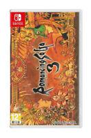 Romancing SaGa 3 Remaster Nintendo Switch 2020 Japanese English Factory Sealed