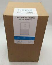 Koios Air Purifier, True Hepa Air Purifier for Home, Desktop Air Cleaner Compact