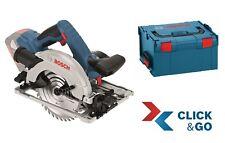 Bosch Akku-Kreissäge GKS 18V-57 G Professional in L-BOXX Click & Go