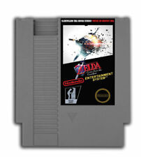 Legend of Zelda - Curse from the Outskirts - Nintendo NES Game