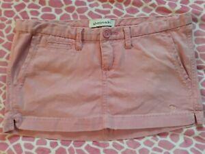 abercrombie kids size 14 pink mini skirt
