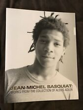 JEAN-MICHEL BASQUIAT: the Collection of Alexis Adler SIGNED Christies Catalog