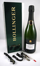 2007 Bollinger Grand Annee Vintage Champagne in original giftbox