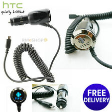 HTC Car Charger Adapter One Max Mini XL X SV M9 M8 M7 / Desire Wildfire