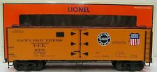 LIONEL 6-48824 Pacific Fruit Express Reefer S-Gauge/American Flyer Car in Box